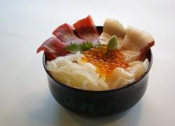 瑞松苑 海鮮丼