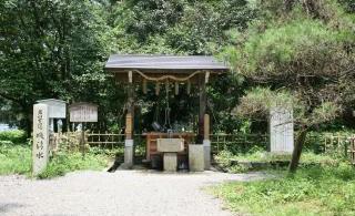 磯清水は、海に囲まれながら真水が湧き出る不思議な水。日本名水百選のひとつ。