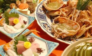高島屋_リーズナブルに生ズワイガニ1杯をお部屋で食べよう!蟹すきプラン