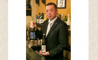 講師は酒鮮の宿まるやす宿主・日本酒ソムリエ・酒匠・利き酒師・丹後酒蔵ツーリズム運営委員会委員長の古田豊弘さん。 日本酒資格の最高位である日本酒学講師/SSI協会専属テイスターです。