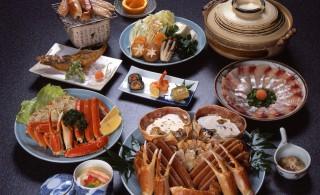 清輝楼 カニブリ料理