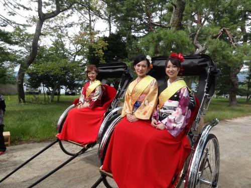 2012丹後きものまつりin天橋立 2012.10.14 011