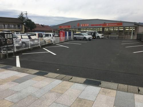 和田観光駐車場