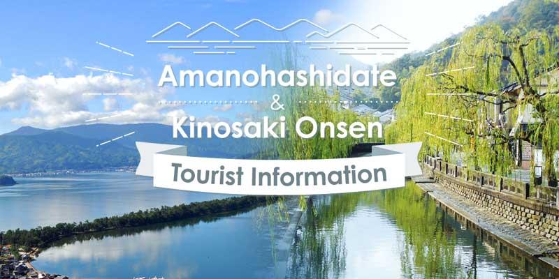 Amanohashidate & Kinosaki Onsen